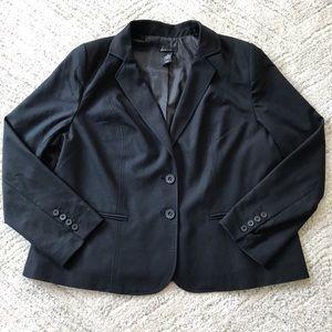 Lane Bryant // One-Button Blazer Size 20